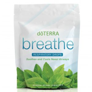 dOTERRA Breathe Cukriky na dychanie
